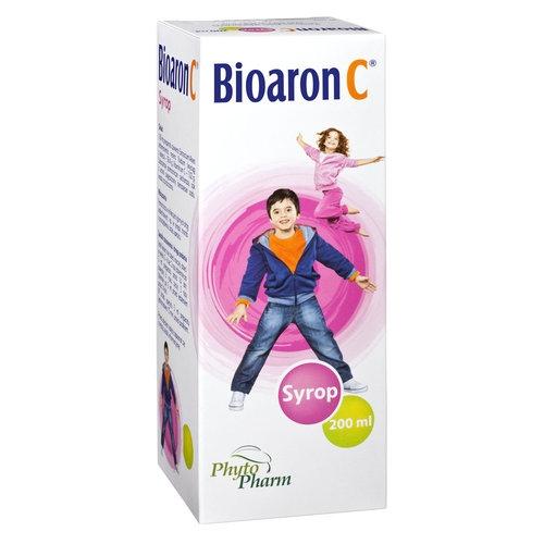 Bioaron C syrop (1,92g+1,17g+0,051g) 200ml