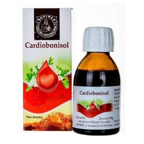 Cardiobonisol geriatryczne płyn 40 g