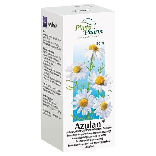 Azulan płyn 100ml /Phytopharm/