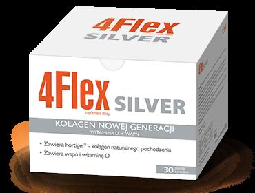 4 Flex Silver 30 sasz.