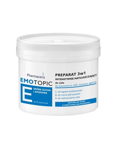 ERIS EMOTOPIC Preparat 3w1 500ml