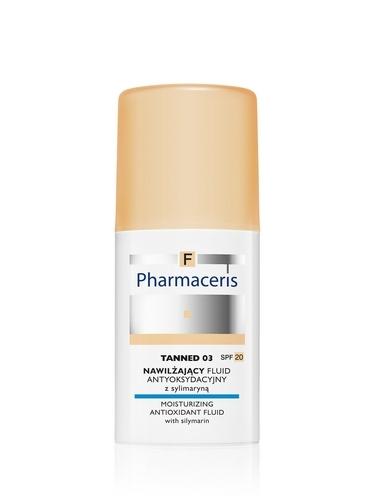 ERIS F Fluid nawilza 03 TANNED ,30 ml