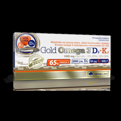 OLIMP Gold Omega 3 D3+K2 kaps. 30 szt. | Apteka internetowa, antyperspirant, avent, bioderma, bioliq, canpol, cera trądzikowa preparaty, dermokosmetyki, geriavit, grzybica leki bez recepty, himalaya, kreon, leki bez recepty, leki na grypę, leki na przeziębienie, leki na uspokojenie, mascara med., maxigra go, maxon, mensil, mugga, mustela, odchudzanie leki, odporność, pirolam, tabletki na ból gardła, test ciążowy, tran mollers, vichy, witamina d, wszy preparaty, zapalenie stawów, zestawy kosmetyków, ziaja