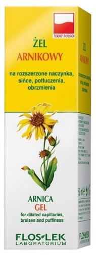 FLOS-LEK Żel arnik. 50 ml