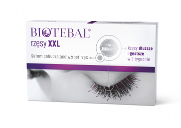 Biotebal rzęsy XXL 3 ml