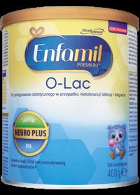Mleko ENFAMIL O-Lac 400 g