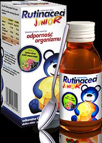 Rutinacea Junior syrop 100ml | Apteka internetowa, antyperspirant, avent, bioderma, bioliq, canpol, cera trądzikowa preparaty, dermokosmetyki, geriavit, grzybica leki bez recepty, himalaya, kreon, leki bez recepty, leki na grypę, leki na przeziębienie, leki na uspokojenie, mascara med., maxigra go, maxon, mensil, mugga, mustela, odchudzanie leki, odporność, pirolam, tabletki na ból gardła, test ciążowy, tran mollers, vichy, witamina d, wszy preparaty, zapalenie stawów, zestawy kosmetyków, ziaja