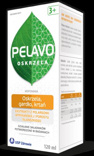 Pelavo Oskrzela kaszel mokry i suchy 120ml