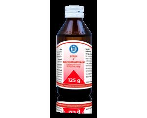 Syrop  z sulfogwajakolem 125 g HASCO