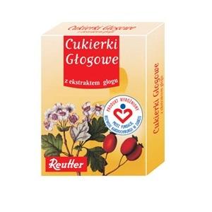 Cukierki REUTTER głogowe 50 g