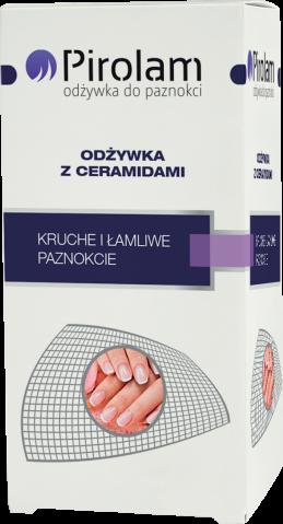 PIROLAM Odżywka do paznokci z ceramid 11ml