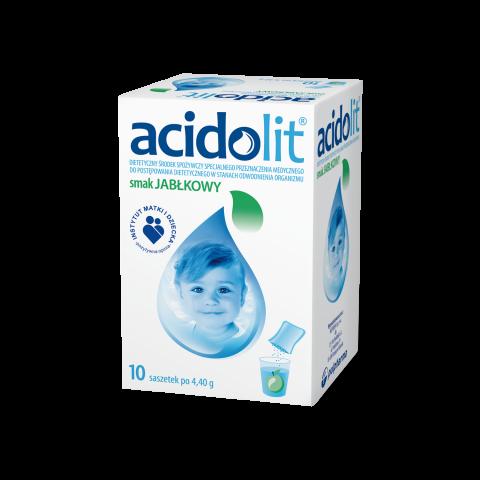 Acidolit sm.jabłk.pr.d/p.rozt.doust.10sasz