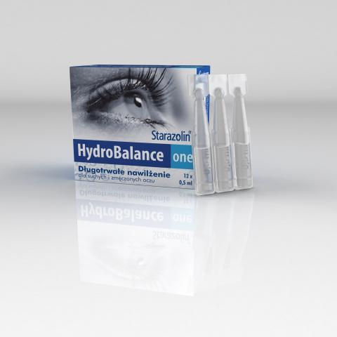 Starazolin HydroBal. One kr.dooczu 12poj