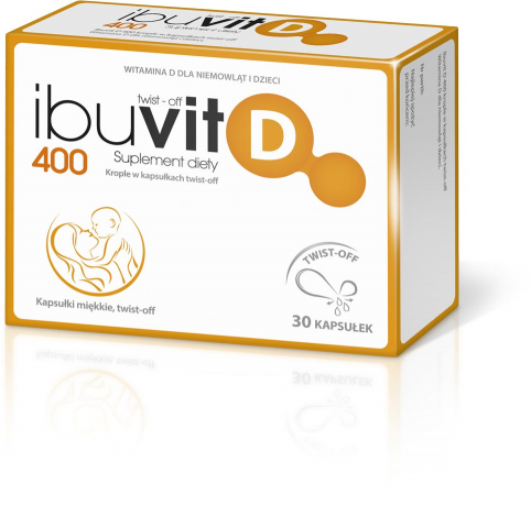 Ibuvit D Twist-of twistoff 30kaps.