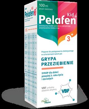 Pelafen Kid 3+ syrop 100 ml