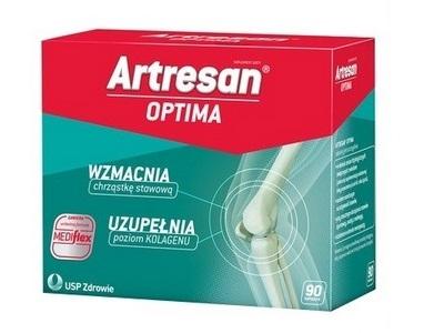 Artresan Optima 90+30 gratis kaps.