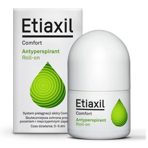 ETIAXIL COMFORT Antyperspirant płyn 15 ml | Apteka internetowa, antyperspirant, avent, bioderma, bioliq, canpol, cera trądzikowa preparaty, dermokosmetyki, geriavit, grzybica leki bez recepty, himalaya, kreon, leki bez recepty, leki na grypę, leki na przeziębienie, leki na uspokojenie, mascara med., maxigra go, maxon, mensil, mugga, mustela, odchudzanie leki, odporność, pirolam, tabletki na ból gardła, test ciążowy, tran mollers, vichy, witamina d, wszy preparaty, zapalenie stawów, zestawy kosmetyków, ziaja