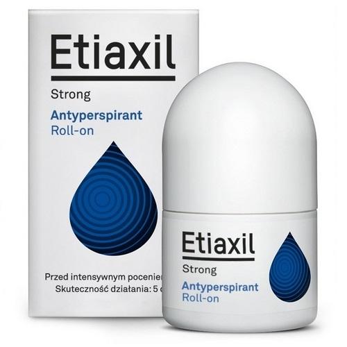 ETIAXIL STRONG Antyperspirant płyn 15 ml | Apteka internetowa, antyperspirant, avent, bioderma, bioliq, canpol, cera trądzikowa preparaty, dermokosmetyki, geriavit, grzybica leki bez recepty, himalaya, kreon, leki bez recepty, leki na grypę, leki na przeziębienie, leki na uspokojenie, mascara med., maxigra go, maxon, mensil, mugga, mustela, odchudzanie leki, odporność, pirolam, tabletki na ból gardła, test ciążowy, tran mollers, vichy, witamina d, wszy preparaty, zapalenie stawów, zestawy kosmetyków, ziaja