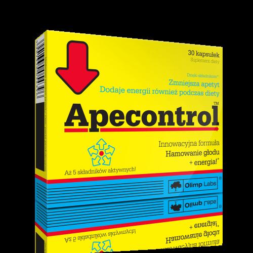 OLIMP Apecontrol kaps. 30 kaps.