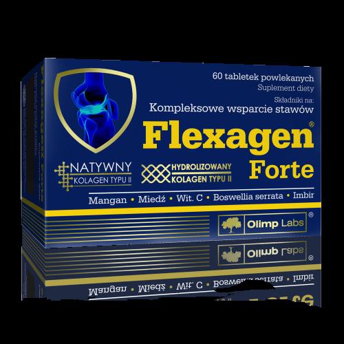 Olimp Flexagen Forte tabl.powl. 60 tabl.