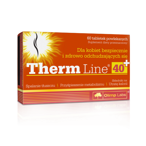 Olimp Therm Line 40+ tabl. 60 tabl.