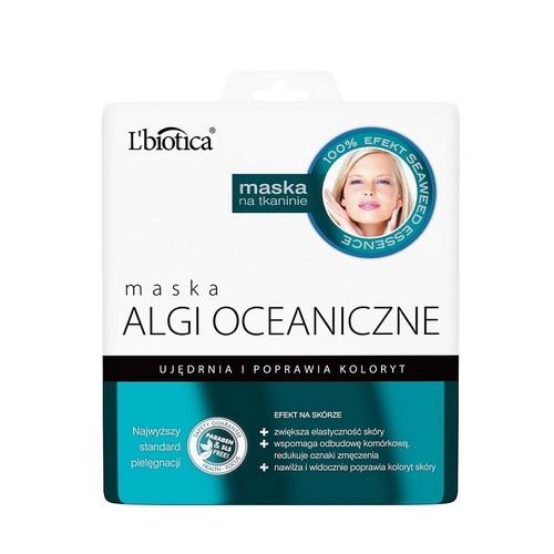 L'BIOTICA Maska algi na tkaninie 23ml