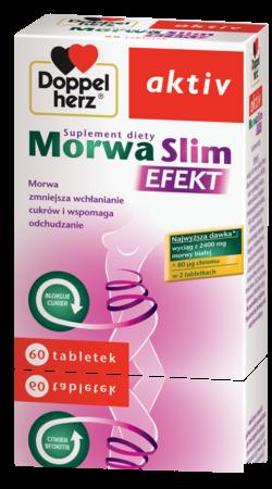 Doppelherz aktiv Morwa Slim Efekt 60 tabl.
