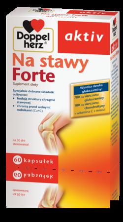 Doppelherz aktiv Na stawy Forte kaps. 60ka