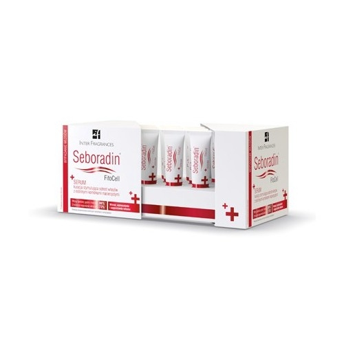 SEBORADIN FITOCELL Serum 15 amp.a 6g