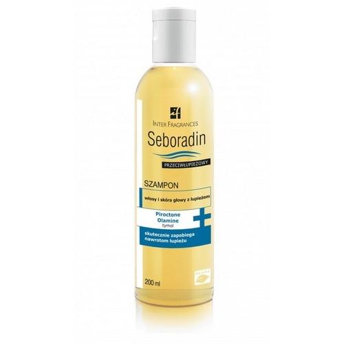 SEBORADIN P/łupieżowy szampon 200 ml