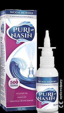 PURI-NASIN płyn 50 ml