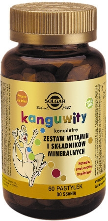 SOLGAR Kanguwity wit. i min. sm.tropik.60