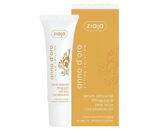 ZIAJA ANNO D'ORO serum Liftt.p/oczy 30 ml