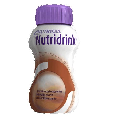 Nutridrink o sm. czekoladowym płyn 125 ml