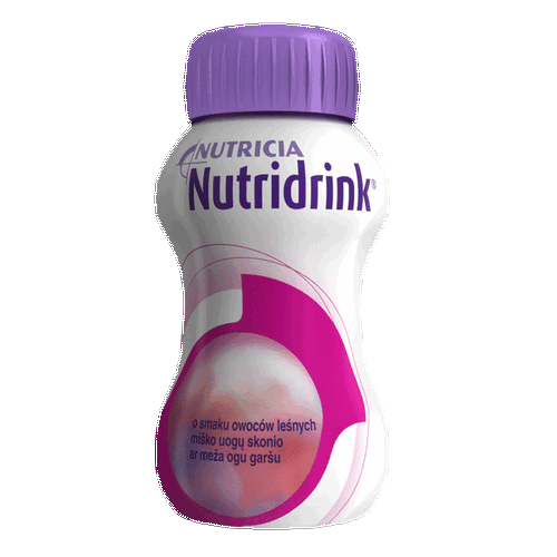 Nutridrink o sm.owoc.leśnych płyn 125 ml