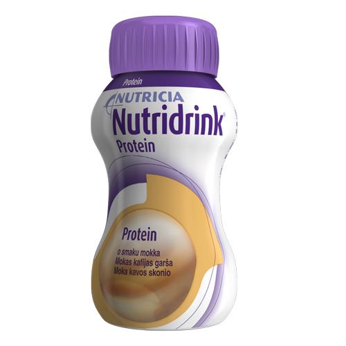 Nutridrink Protein o sm. mokka 125 ml