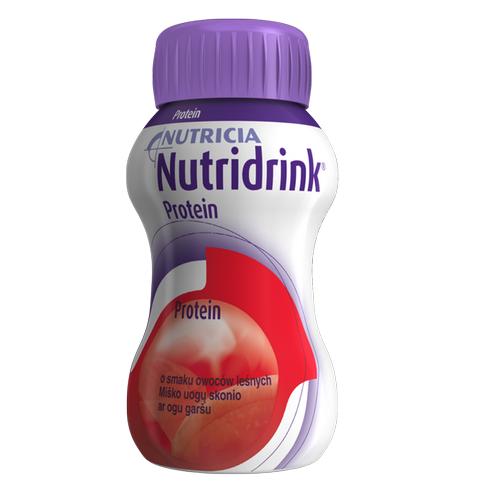 Nutridrink Protein o sm.ow.leśn.125ml