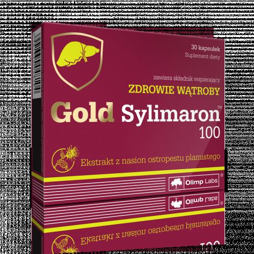 OLIMP Gold Sylimaron 100 kaps. 30 kaps.