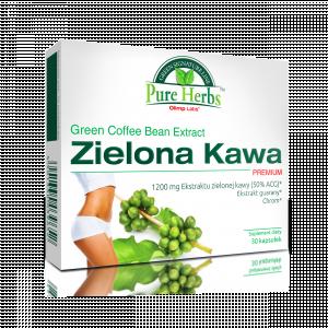 Olimp Zielona Kawa Premium kaps. 30 kaps.