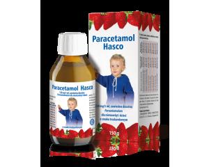 Paracetamol zaw.dous.0,12g/5ml 150ml Hasco
