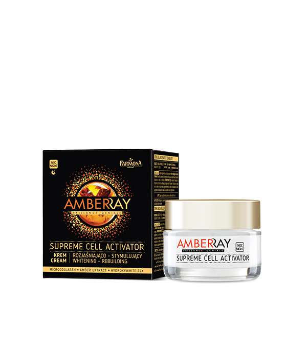 FARMONA AMBERRAY krem na noc 50 ml