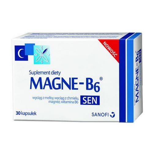 Magne B6 Sen kaps. 30 kaps.