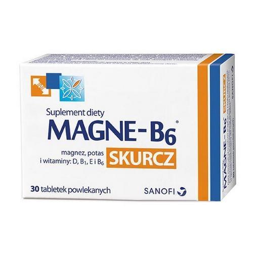 Magne B6 Skurcz tabl. 30 tabl.