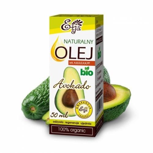 Olej avocado olej 50 ml ETJA