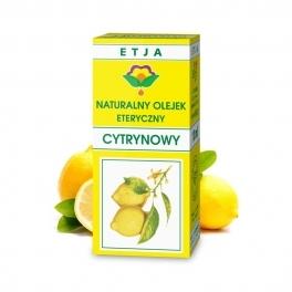 Olejek eter. cytrynowy 10 ml /ETJA/