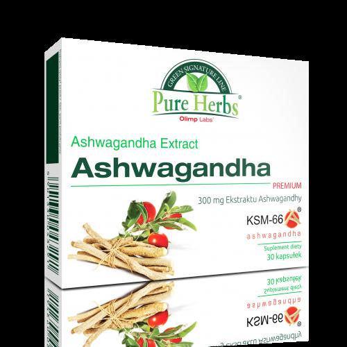 Olimp Ashwagandha Premium kaps. 30 kaps.