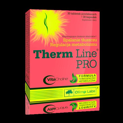 Olimp Therm Line Pro kaps.+tabl.30+30szt