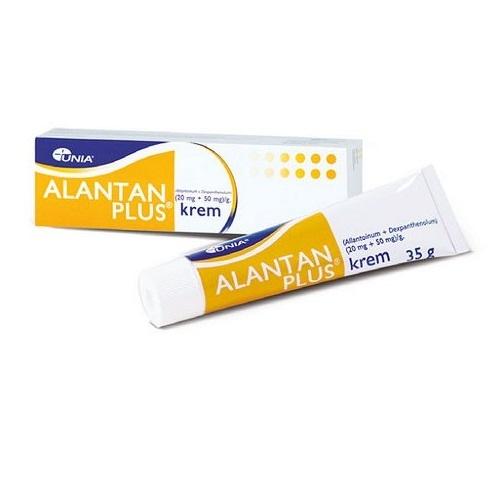 Alantan -Plus krem 35 g | Apteka internetowa, antyperspirant, avent, bioderma, bioliq, canpol, cera trądzikowa preparaty, dermokosmetyki, geriavit, grzybica leki bez recepty, himalaya, kreon, leki bez recepty, leki na grypę, leki na przeziębienie, leki na uspokojenie, mascara med., maxigra go, maxon, mensil, mugga, mustela, odchudzanie leki, odporność, pirolam, tabletki na ból gardła, test ciążowy, tran mollers, vichy, witamina d, wszy preparaty, zapalenie stawów, zestawy kosmetyków, ziaja