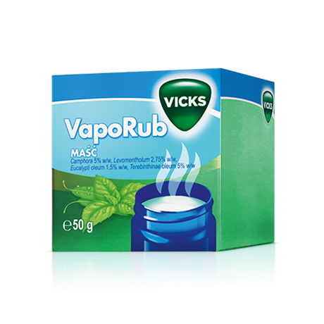 Vicks Vapo Rub maść 50 g