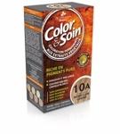 COLOR & SOIN Farba d/włos.10A 135 ml